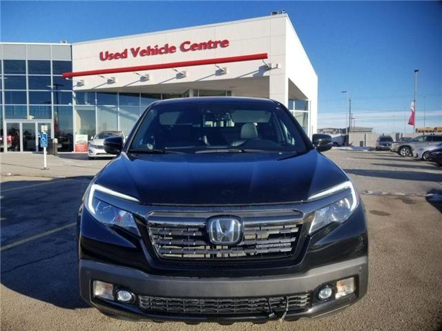 2017 Honda Ridgeline Black Edition (Stk: 6190306A) in Calgary - Image 30 of 30