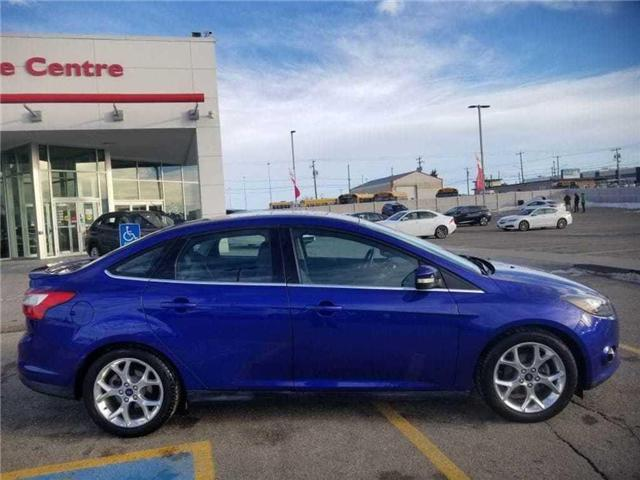 2013 Ford Focus Titanium (Stk: U184433) in Calgary - Image 2 of 25