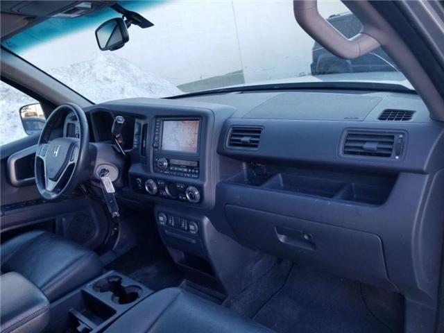 2013 Honda Ridgeline Touring (Stk: 2190243A) in Calgary - Image 19 of 26