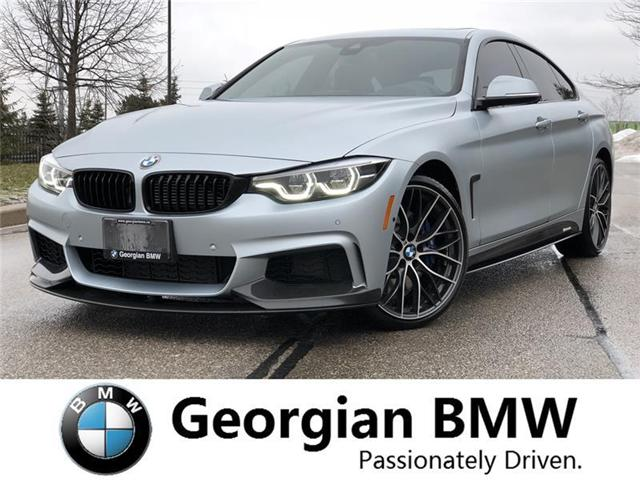 2018 BMW 440i xDrive Gran Coupe  (Stk: P1412) in Barrie - Image 1 of 21