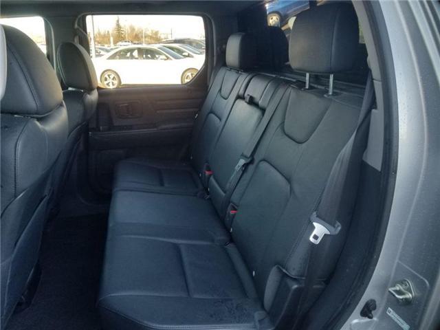 2013 Honda Ridgeline Touring (Stk: 2190243A) in Calgary - Image 21 of 26