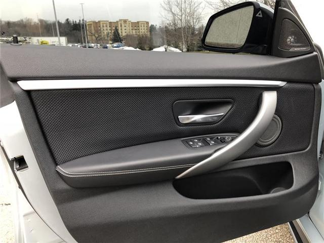 2018 BMW 440i xDrive Gran Coupe  (Stk: P1412) in Barrie - Image 11 of 21