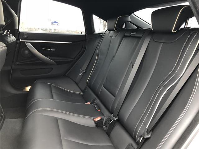 2018 BMW 440i xDrive Gran Coupe  (Stk: P1412) in Barrie - Image 16 of 21