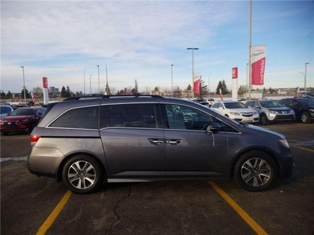 2014 Honda Odyssey Touring (Stk: U184345) in Calgary - Image 2 of 29