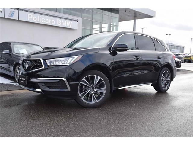 2019 Acura MDX Tech (Stk: 8D88792A) in Brampton - Image 1 of 15