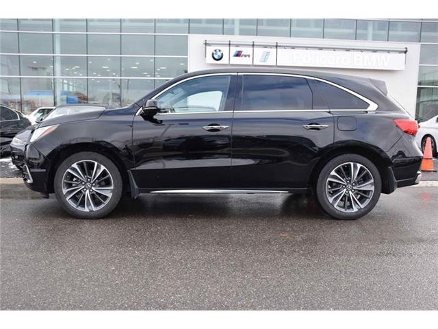 2019 Acura MDX Tech (Stk: 8D88792A) in Brampton - Image 2 of 15