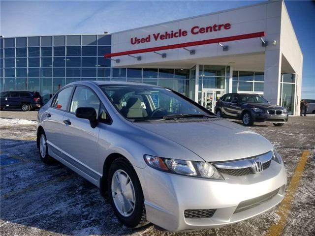 2009 Honda Civic DX-G (Stk: 2181396V) in Calgary - Image 1 of 20