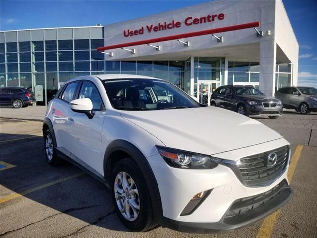 2018 Mazda CX-3 GS (Stk: U184443A) in Calgary - Image 1 of 27