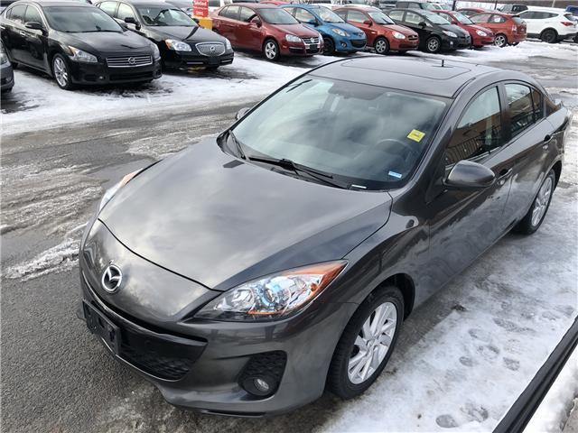 2012 Mazda Mazda3 GS-SKY (Stk: ) in Ottawa - Image 4 of 20