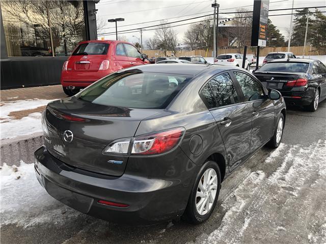 2012 Mazda Mazda3 GS-SKY (Stk: ) in Ottawa - Image 6 of 20