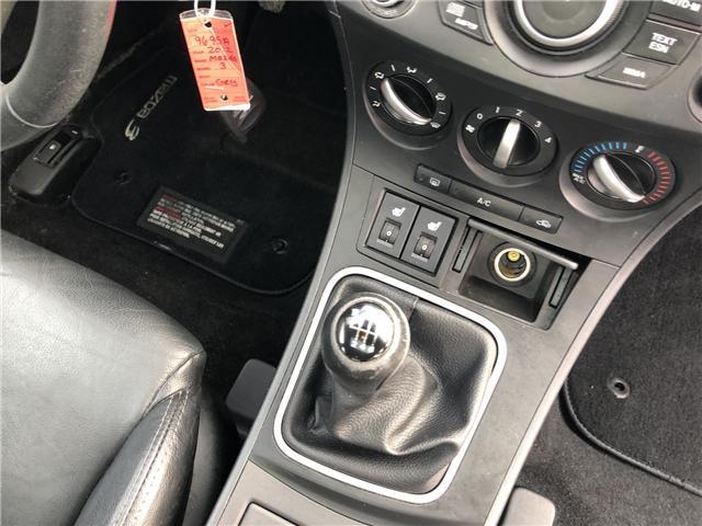 2012 Mazda Mazda3 GS-SKY (Stk: ) in Ottawa - Image 12 of 20