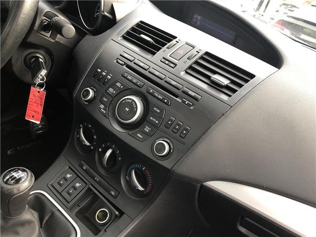2012 Mazda Mazda3 GS-SKY (Stk: ) in Ottawa - Image 13 of 20