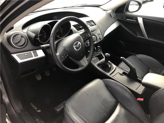 2012 Mazda Mazda3 GS-SKY (Stk: ) in Ottawa - Image 14 of 20