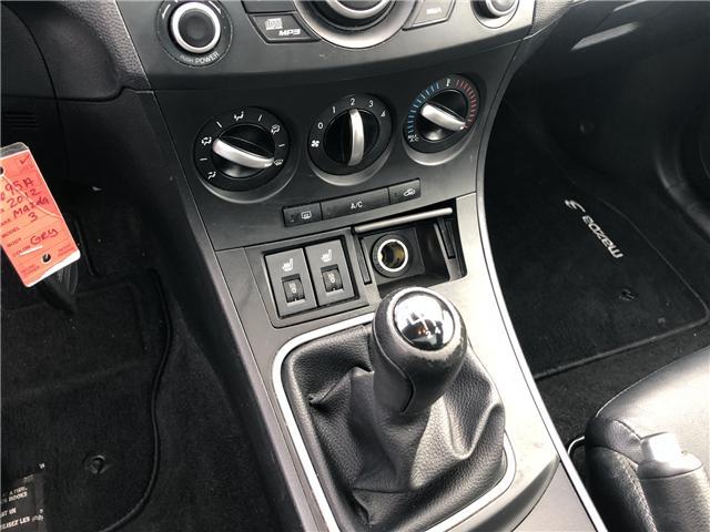 2012 Mazda Mazda3 GS-SKY (Stk: ) in Ottawa - Image 17 of 20