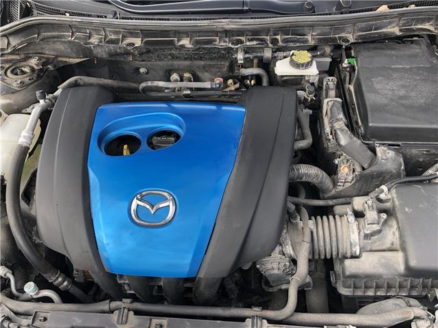 2012 Mazda Mazda3 GS-SKY (Stk: ) in Ottawa - Image 18 of 20