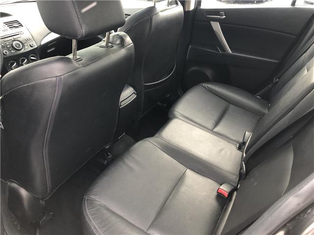 2012 Mazda Mazda3 GS-SKY (Stk: ) in Ottawa - Image 20 of 20