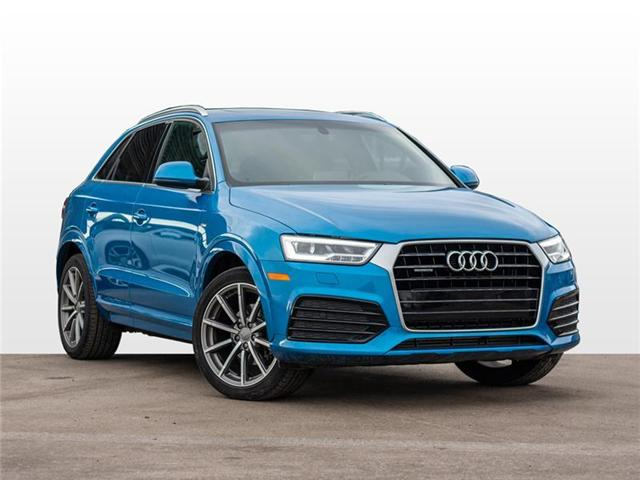 2016 Audi Q3 2.0T Technik (Stk: U0730) in Calgary - Image 1 of 13