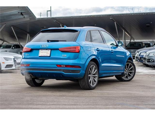2016 Audi Q3 2.0T Technik (Stk: U0730) in Calgary - Image 3 of 13