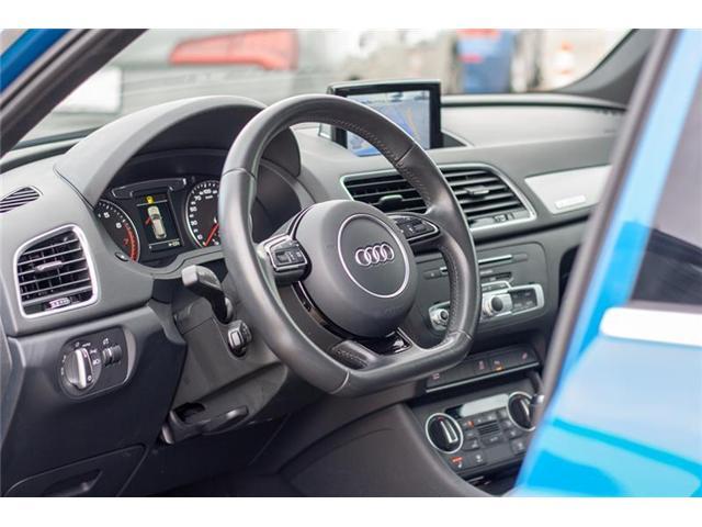 2016 Audi Q3 2.0T Technik (Stk: U0730) in Calgary - Image 5 of 13