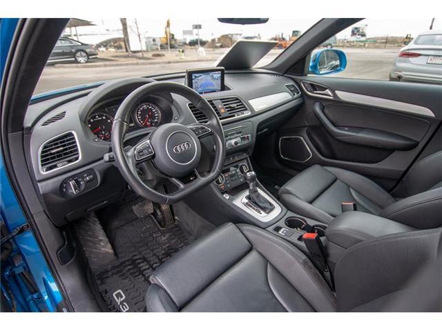 2016 Audi Q3 2.0T Technik (Stk: U0730) in Calgary - Image 6 of 13