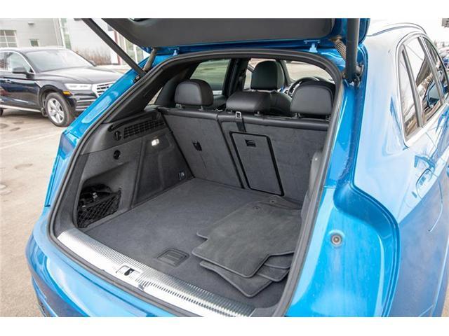 2016 Audi Q3 2.0T Technik (Stk: U0730) in Calgary - Image 10 of 13