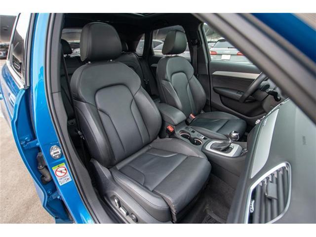 2016 Audi Q3 2.0T Technik (Stk: U0730) in Calgary - Image 12 of 13