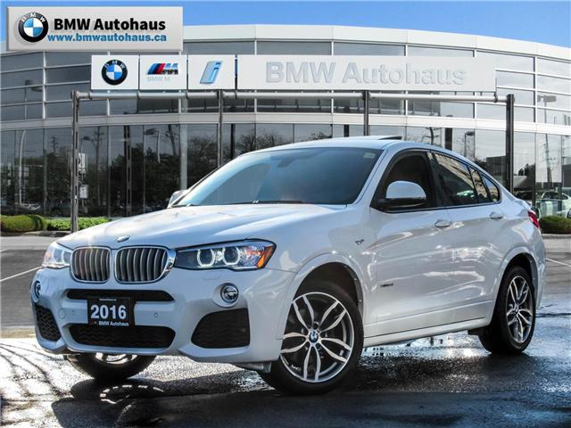2016 BMW X4 xDrive28i (Stk: P8726) in Thornhill - Image 1 of 24