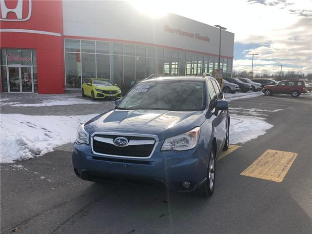 2016 Subaru Forester  (Stk: B0213) in Nepean - Image 1 of 24