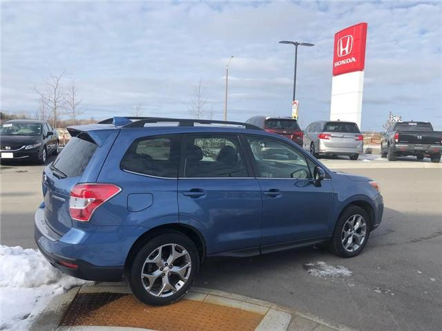 2016 Subaru Forester  (Stk: B0213) in Nepean - Image 6 of 24