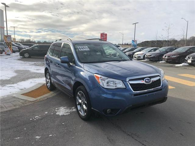 2016 Subaru Forester  (Stk: B0213) in Nepean - Image 7 of 24
