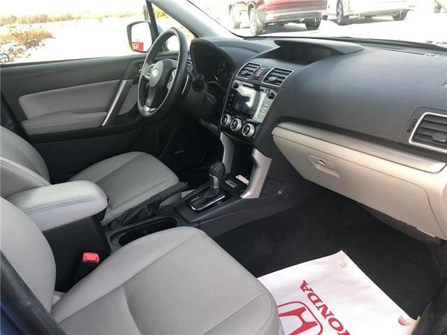2016 Subaru Forester  (Stk: B0213) in Nepean - Image 13 of 24