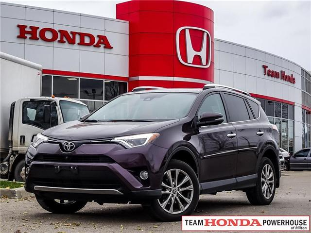 2016 Toyota RAV4 Limited (Stk: 3191) in Milton - Image 1 of 25