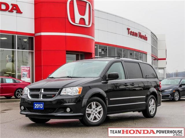 2013 Dodge Grand Caravan Crew (Stk: 19162A) in Milton - Image 1 of 22