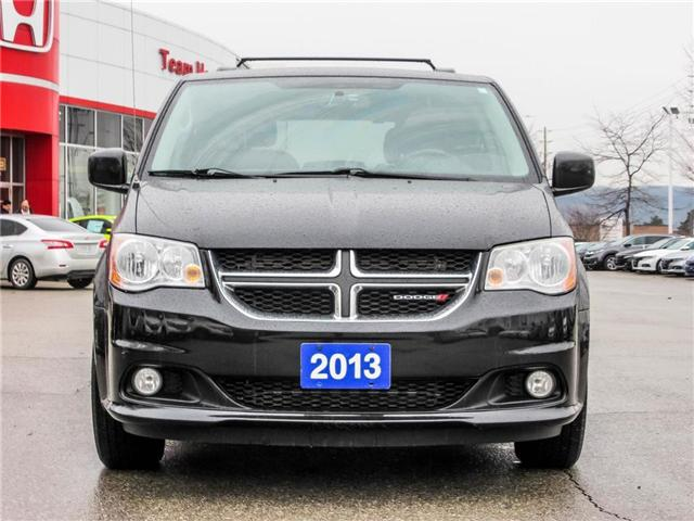 2013 Dodge Grand Caravan Crew (Stk: 19162A) in Milton - Image 2 of 22