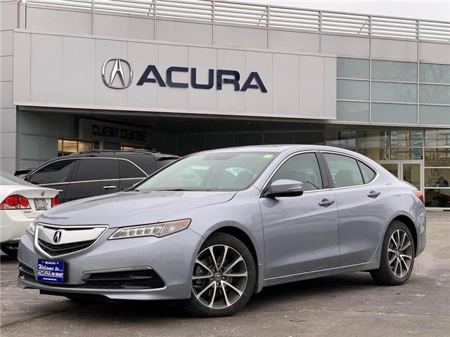 2015 Acura TLX V6 Tech (Stk: 19222A) in Burlington - Image 1 of 30