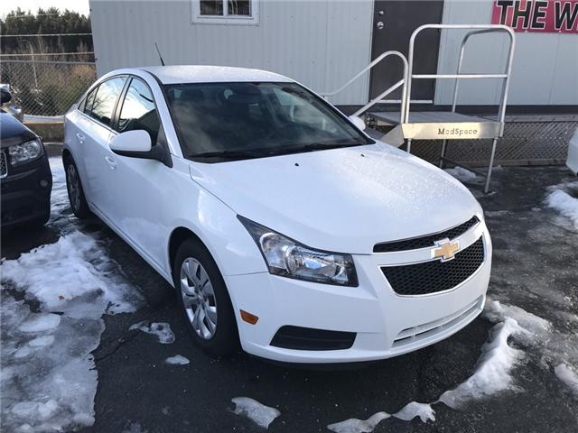 2014 Chevrolet Cruze 1LT (Stk: U31098) in Lower Sackville - Image 2 of 2
