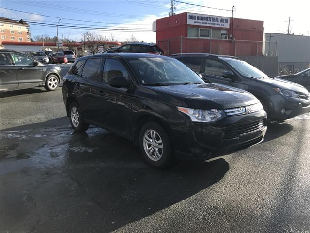 2014 Mitsubishi Outlander ES (Stk: U04854) in Lower Sackville - Image 2 of 4