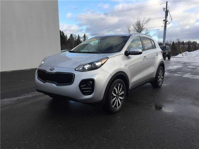 2017 Kia Sportage EX (Stk: 7165149) in Antigonish / New Glasgow - Image 2 of 14