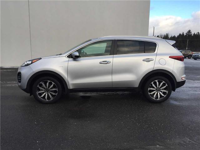 2017 Kia Sportage EX (Stk: 7165149) in Antigonish / New Glasgow - Image 1 of 14
