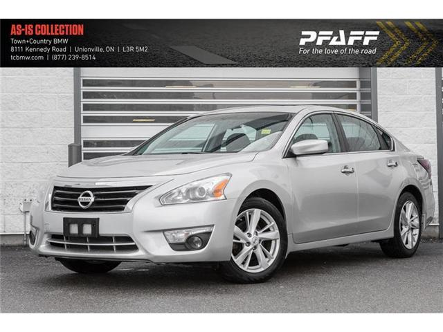 2014 Nissan Altima 2.5 SV (Stk: 36922AA) in Markham - Image 1 of 15