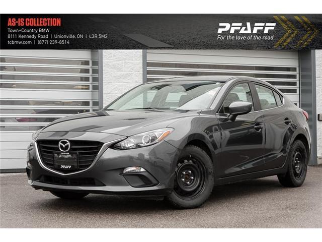 2014 Mazda Mazda3 GS-SKY (Stk: O11574A) in Markham - Image 1 of 14
