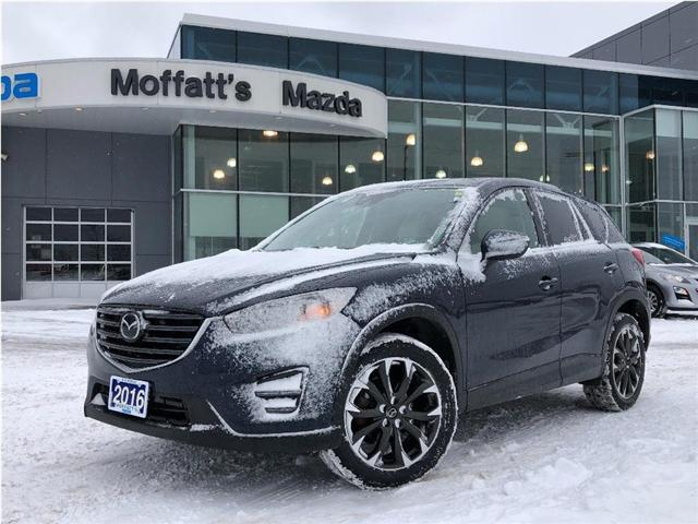 2016 Mazda CX-5 GT (Stk: 27241) in Barrie - Image 1 of 22