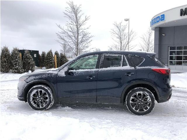 2016 Mazda CX-5 GT (Stk: 27241) in Barrie - Image 2 of 22