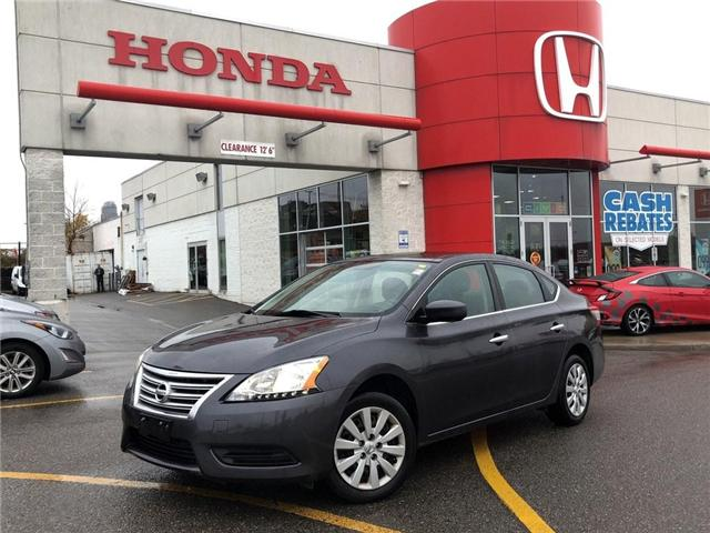 2014 Nissan Sentra 1.8 SV (Stk: 7673P) in Scarborough - Image 1 of 18