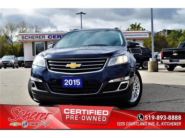 2015 Chevrolet Traverse 1LT (Stk: 181830A) in Kitchener - Image 2 of 10