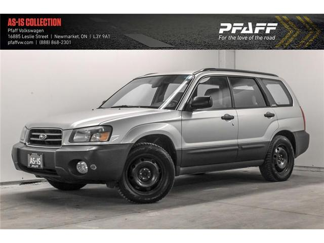 2003 Subaru Forester X (Stk: V3500A) in Newmarket - Image 1 of 14