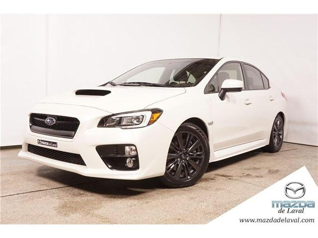 2015 Subaru WRX  (Stk: U6650) in Laval - Image 1 of 24