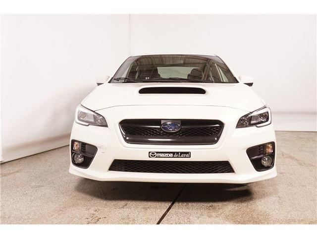 2015 Subaru WRX  (Stk: U6650) in Laval - Image 12 of 24