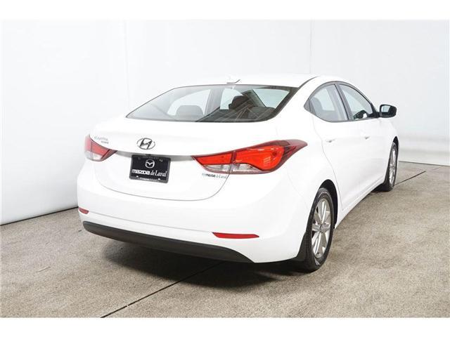 2016 Hyundai Elantra  (Stk: T51392A) in Laval - Image 7 of 16