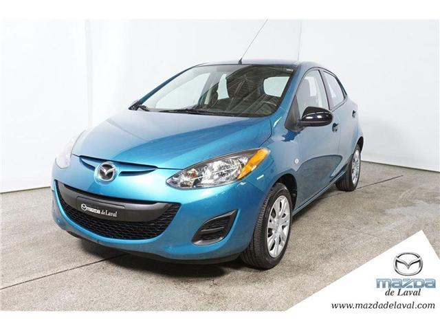 2011 Mazda Mazda2  (Stk: U6198A) in Laval - Image 1 of 16
